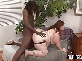 FilthFreaks - Veronica Bottoms Interracial