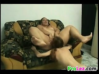 Thick Latin Lesbian Gets Her Pussy Licked