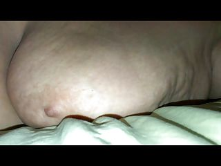 another short video of my wife&039s big soft breast