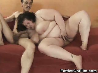 BBW Babe Jelli Bean Gets Nailed Hard
